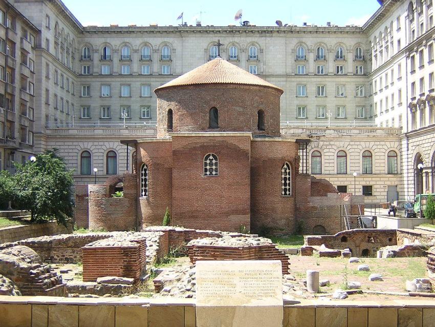 Rotunda sv. Jiří v Sofii