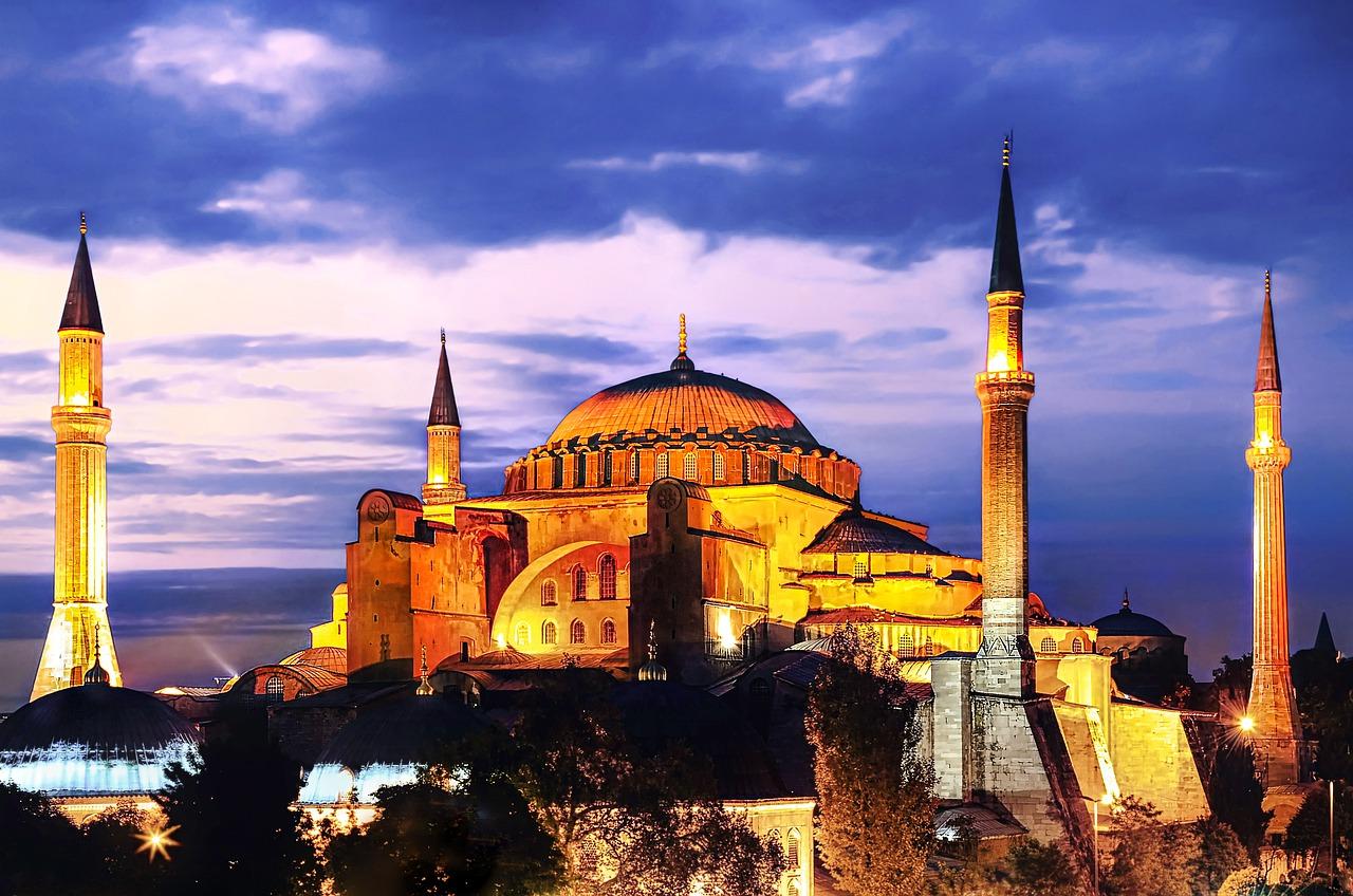 Architecture City Cityscape Mosque