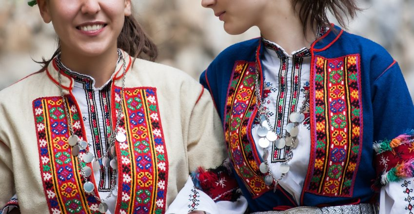 Bulgarian Folk Costume Tradition
