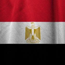 Egypt Flag Country Symbol Egyptian