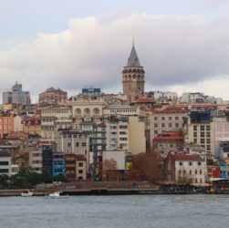 Galata Galata Tower Istanbul Turkey