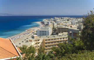 Rhodos Greece Landscape Greek  - Erik_Karits / Pixabay