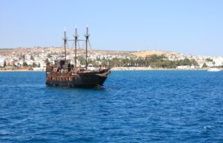 Tunisia Sea Boat Beach Landscape  - Amal28 / Pixabay